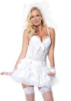 sexy wedding dress no. 2