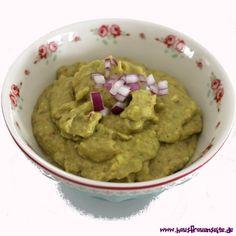 Avocado-Brotaufstrich - Rezept  der Avocado-Brotaufstrich ist schnell gemacht und richtig lecker vegetarisch vegan laktosefrei glutenfrei