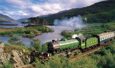 Scotland's great rail journeys