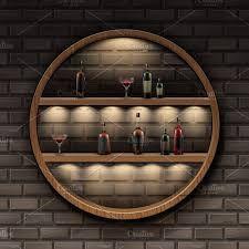 Αποτέλεσμα εικόνας για round shelves