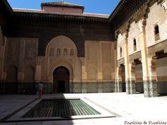 Medersa Ben-Youssef, Marrakech