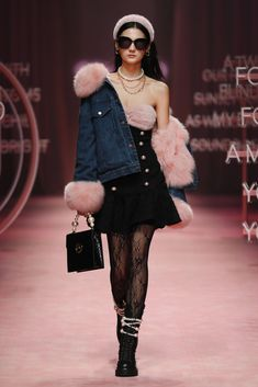 Kpop Fashion Outfits, Stage Outfits, Couture Fashion, Runway Fashion, Womens Fashion, Look Fashion, High Fashion, Fashion Design, Cute Casual Outfits