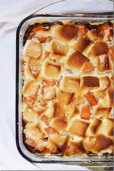 Want an extra crispy and extra juicy sweet potato casserole? This is the recipe for you!