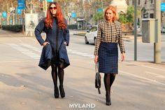 ¿Quieres lucir un estilismo diferente? #hautecouture #altacostura #pretacouture #barcelona #mylandcouture #raincoat #gabardina #exclusivedesigns #beautiful #fashionist #pinterest #pinit #followme Twitter: @MylandCouture Instagram: @MylandCouture