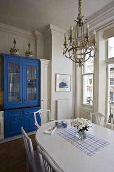 Adrienne Chinn Design - traditional - Kitchen - London - Adrienne Chinn
