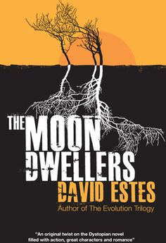 The Dwellers, David Estes | A compelling novel about a society forced to live underground due to world destruction, and a girl named Adele trying to reconnect with her family after being wrongly imprisoned. You'll hold your breath as Adele is hunted down by a killing machine as she seeks answers about her parents' past.