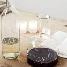 Cool #wine decanters