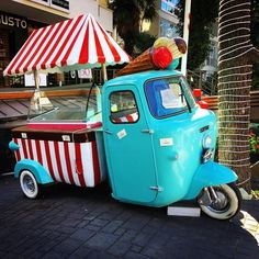 From Istanbul this gorgeous Innocenti Lambro🍦truck. Spotted by Motorized Tricycle, Piaggio Ape, Food Truck, Istanbul, Trucks, Bike, Wheels, Cars, Motorcycle Design