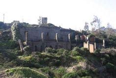 Miniere di Sardara. I ruderi della laveria