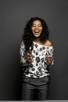 Keke Palmer styled by Lauren Messiah