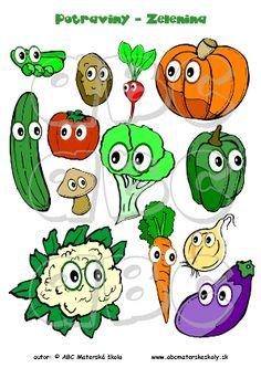 Cartoon Illustration of Kindergarten Education Join Halves Task. Food Charts, Mojito, Worksheets, Children, Kids, Kindergarten, Cartoon, Education, Illustration
