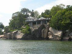 Thimble Islands in Stony Creek Branford CT