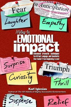Bestseller Books Online Writing for Emotional Impact: Advanced Dramatic Techniques to Attract, Engage, and Fascinate the Reader from Beginning to End Karl Iglesias $18.8  - http://www.ebooknetworking.net/books_detail-1595940286.html
