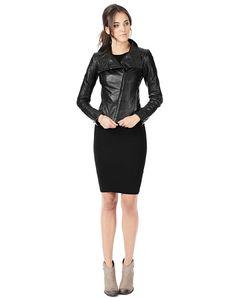Danier : women : jackets & blazers :  leather women jackets & blazers 104030555 