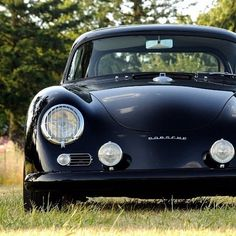 Front of the @Rod McLaren Emory 356 Coupé. By paul geudon