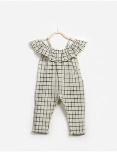 Woven Jumpsuit Shorts Jumpsuit - PA04/4AC13204 | Play Up