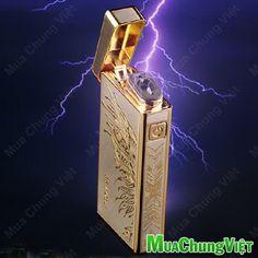 Thế giới bật lửa, bật lửa độc đáo: Bật lửa điện sạc usb Promise BN230 - Mua Chung Việ...
