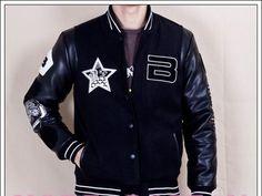 Big Bang ALIVE Leather Man Jacket on Storenvy