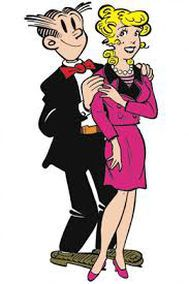 The Story of Blondie and Dagwood Classic Cartoon Characters, Favorite Cartoon Character, Cartoon Tv, Vintage Cartoon, Comic Character, Vintage Stuff, Blondie Comic, Blondie And Dagwood, Old School Cartoons