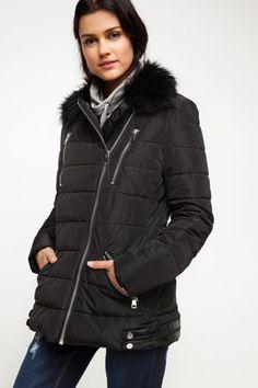 کاپشن زنانه مدل رنلی برند دفکتو Winter Jackets, Fashion, Winter Coats, Moda, Winter Vest Outfits, Fasion, Trendy Fashion, La Mode