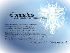 13th Zodiac Sign Ophiuchus Generates Excitement For Assisted ...