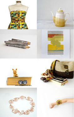 love autumn by #MUSA on Etsy--Pinned with TreasuryPin.com