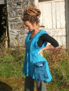 Baby Blue Tunic | Flickr - Photo Sharing!