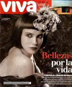 Magazine photos featuring VIVA Magazine [Argentina] October on the cover. VIVA Magazine [Argentina] October magazine cover photos, back issues and newstand editions. List Of Magazines, Cover Photos, Magazine Covers, Style Me, October, Movie Posters, Inspiration, Women, Argentina