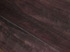 Second Base (brown) - deep purple brown (katalox wood)
