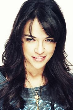 Michelle Rodriguez by Michael Muller