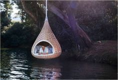 Oh yes!  With a great book, perfect hiding place.  Who needs a cottage? Give me this and I'd be happy.