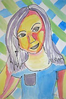 Lafayette Elementary Art: November 2012