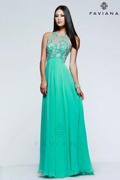 Faviana Glamour S7560 Faviana Glamour Joseph Ribkoff | Frank Lyman | 3 Sisters Clothing | Makali