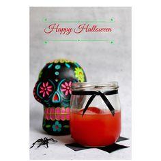 Happy Halloween zombie soulsister meet friends