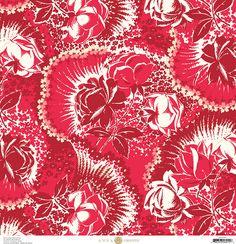 Firecracker Floral Cherry