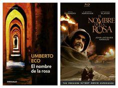 Umberto Eco - El nombre de la rosa (Book vs Film)