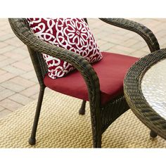 Garden Treasures Severson Square End Table Lg 2159 Et Gardens Chairs And Squares