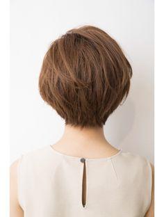 ガーデントウキョウ(GARDEN Tokyo)乾かすだけでスタイリング完成の大人ショートヘア