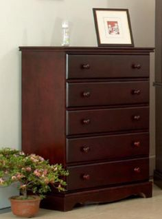 Eden Baby Booth 6939 Wooden full size baby cribs and dressers