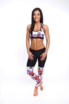 Cube collection Fitness clothing by mso