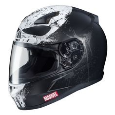 HJC CL-17 Striker Full-Face Motorcycle Helmet Black//Pink, X-Large