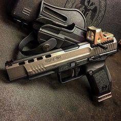 Canik TP9SFx 9mm Race Gun