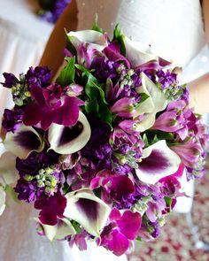 purple alstroemeria bouquet - Google Search