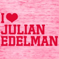 Julian Edelman (WR) of the New England Patriots T-Shirts and . New England Patriots Merchandise, New England Patriots Football, Julian Edelman, Go Pats, Hot Cheerleaders, Boston Strong, Boston Sports, Hate People, Team Player