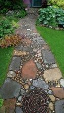 Fabulous front yard walkway landscaping ideas (1)