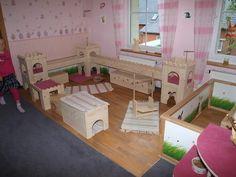 lovely castle rabbitat!