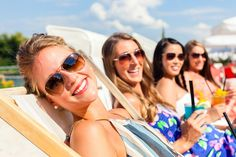 The Perfect North Carolina Beach Girlfriend Getaway Perfect North, Travel Sweepstakes, Nc Beaches, North Carolina Beaches, Girlfriends Getaway, Fear Of Flying, Free Vacations, Just Relax, Travel Deals