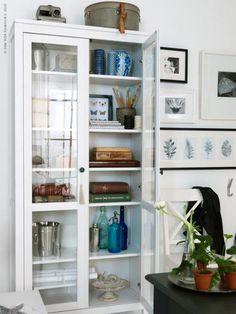 Living room cupboard