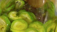 Domácí ořechovice — Recepty — Herbář — Česká televize Cucumber, Fruit, Food, Essen, Meals, Yemek, Zucchini, Eten