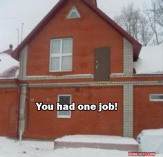 "Dump A Day The Best Of, ""You Had One Job!"" - 28 Pics"